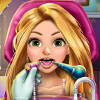 Rapunzel Real Dentist  - Real Dentist Games
