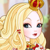 Apple White Royal Hairstyles  - Apple White Makeover Games