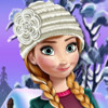 Elsa And Anna Winter Dress Up - Frozen Elsa And Anna Dress Up Games