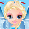 Baby Barbie Disney Hair Salon  - Cute Hair Salon Games