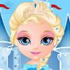 Baby Barbie Disney Hair Salon  - Cute Hair Salon Games