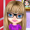 Baby Barbie Nerdy Chic  - Free Baby Barbie Games