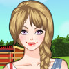 American Girl Make Up - Make Up Games For Girls