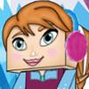 Frozen Dressup Minecraft  - Frozen Dress Up Games For Girls