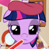Twilight Sparkle Flu Treatment - My Little Pony Games Online