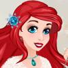 Princess Disney Glittery Party  - Disney Princess Dress Up Games