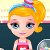 Baby Barbie Candy Shop Slacking - New Baby Barbie Games
