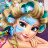 Elsa's Mountain Resort Spa  - Elsa Makeover Games