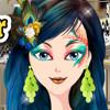 Flower Power Make-up - New Make-up Games Online