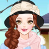 Sweet Winter Coats - Winter Dress Up Games