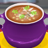 Fish And Chorizo Soup  - Soup Cooking Games