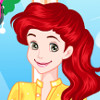 Ariel In Highschool  - Ariel Games Online