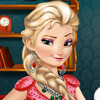 Elsa Frozen Birthday  - Elsa Dress Up Games