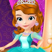 Princess Sofia Dress Up And Makeover Games , Sofiau0027s Valentine    RainbowDressup.com
