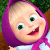Masha And The Bear Puzzle - Fun Puzzle Games For Girls