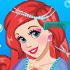 Little Mermaid Haircuts - Princess Ariel Makeover Games