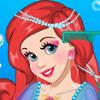 Little Mermaid Haircuts - Princess Ariel Makeover Games