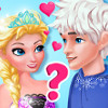 Elsa's True Love: Jack Vs Hiccup - Frozen Elsa Games