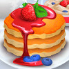 Cooking Fruit Pancakes - Pancake Cooking Games