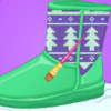 DIY Uggs Design  - Fashion Design Games For Girls