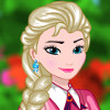 Elsa And Jack College Date  - Elsa Dress Up Games Online