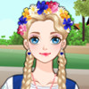 Polish Girl Make Up - Girl Make Up Games