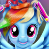 Rainbow Dash Real Haircuts - Rainbow Haircuts