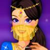 Desert Nights - Arabian Dressup Games