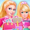 Barbie And Kelly Matching Bags - Barbie Games For Girls
