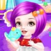 Disney Descendants- Villain Babies - Baby Disney Dressup Games
