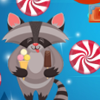 Racoon Sweet Rush - Racoon Fun Games