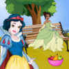 Princess Picnic Spot Cleaning - Princess Clean=up Games