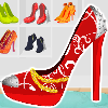 Fancy Shoe Designer - Shoe Decorating Games