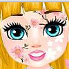 Little Barbie Face Paint - Barbie Games