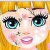 Little Barbie Face Paint - Barbie Games