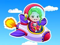 Baby Hazel Pilot Dressup - Baby Hazel Dressup Games