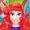Ariel Hair Salon - Ariel Hairstyle Games