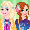 Elsa And Anna Spring Trends - Elsa Frozen Games