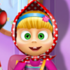 Masha And The Bear Dressup - Masha Games