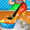 Elsa And Anna Shoe Decor - Shoe Decorating Games