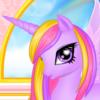 Unicorn Princess Hair Saloon - Princess Unicorn Games