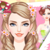 Gorgeous Fashion Bride Dress-up - Wedding Games