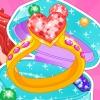 Design Your Disney Princess Ring - Design Coloring Games