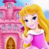 Baby Aurora Castle Decoration - Aurora Baby Games