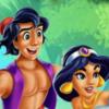 Jasmine And Aladdin Kissing - Jasmine And Aladdin Games