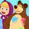 Masha And The Bear Summer Fun - Masha And The Bear Games