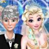 Jack And Elsa Perfect Wedding - Elsa Games