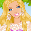 Barbie Design My Lace Dress - Barbie Fashion Games