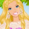Barbie Design My Lace Dress - Barbie Fashion Games