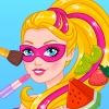 Super Barbie Summer Plan - Super Barbie Games